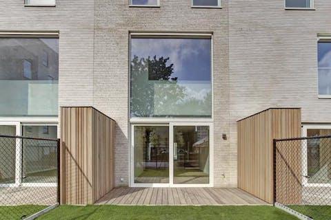 Nieuwbouwwoningen Dockside Gardens - Gent
