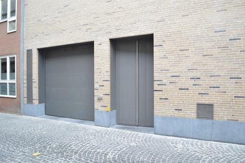Afgesloten autostaanplaats in centrum Roeselare