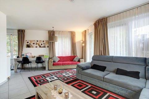 Appartement met 2 slaapkamers te koop aan het kanaal!