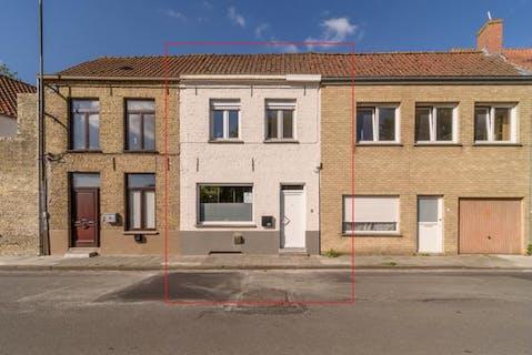 Stadswoning met 2 slaapkamers te Veurne.