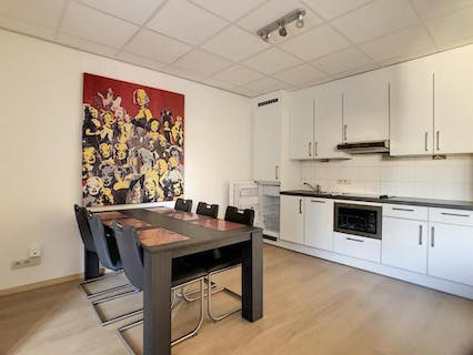 One bedroom apartment in the centre of Brussels