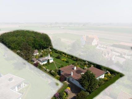 Bouwgrond of te renoveren huis te Knokke-Heist