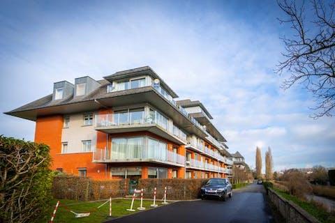Luxueus appartement te koop in centrum Ieper