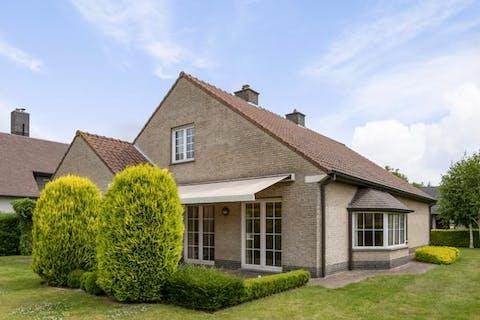 Ruime villa op prachtige locatie in Knokke