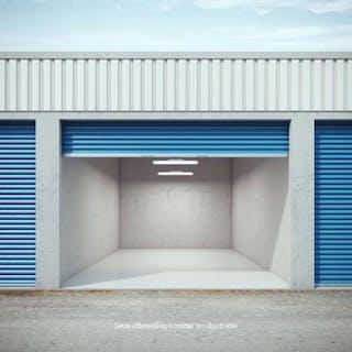 garage te koop centrum van De Panne