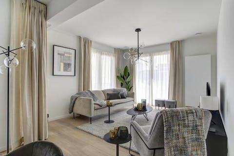 Prachtig 3 slaapkamer appartement in groene omgeving