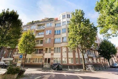 Appartement meublé avec 1 chambre a vendre à Etterbeek