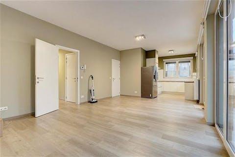 Zeer recent BEN-appartement te koop met 3 slaapkamers, 2 badkamers en tuin te Wilrijk