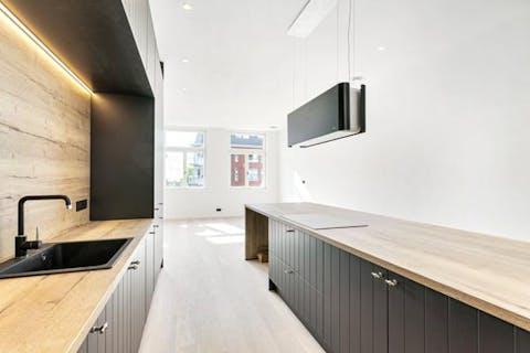 Exclusief luxeappartement in Blankenberge