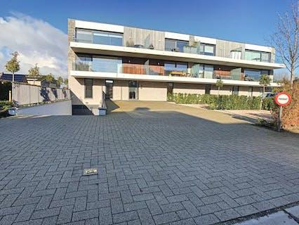 Nieuwbouwappartement met 2 slaapkamers in residentie Molenhoek te Deerlijk