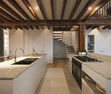Hemels wonen in een huis op de wonderlijke site van de Sint-Bernardusabdij in Bornem.