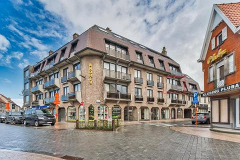 Appartement met 2 slaapkamers aan Markt van Aalter