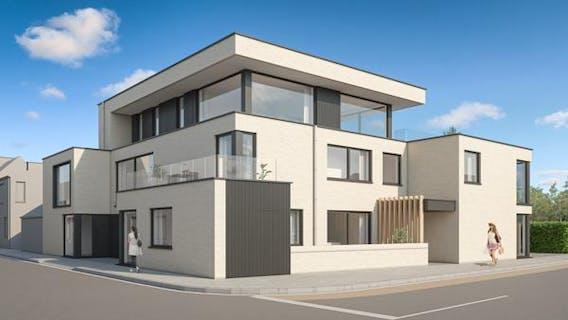 Nieuwbouwwoning met 2 slaapkamers en zonnige tuin