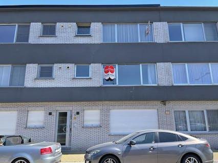 Appartement met 2 slpk en garage