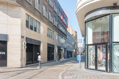 Appartement met 2 slaapkamers te centrum Oostende