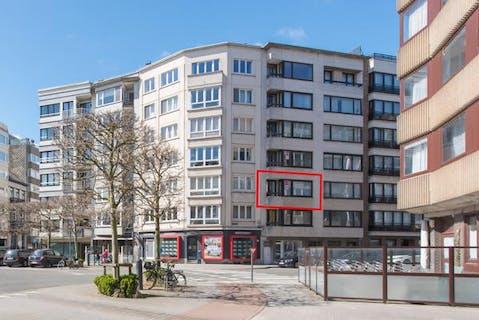Instapklaar appartement met 2 slaapkamers te Oostende