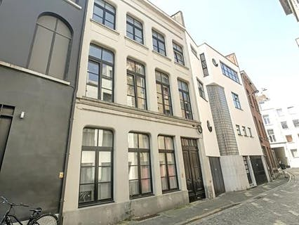 Opbrengsteigendom te koop op toplocatie in het centrum van Antwerpen