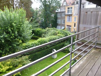 Nice furnished apartement with 2 bedrooms + terrace