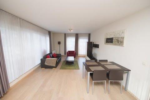 Appartement avec 1 chambre à vendre au coeur de Bruxelles