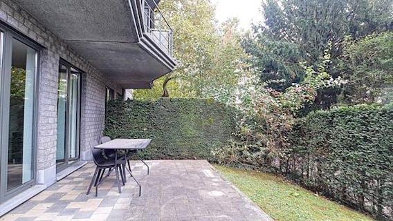STOKKEL: Superb furnished 1 bedroom apartment of 50m²+ terrace.