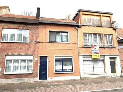 Charmante goed onderhouden woning met stadstuin/terras in Merksem