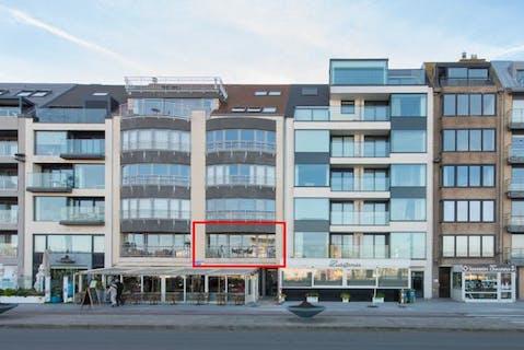 Prachtig appartement met 2 slaapkamers te Oostende