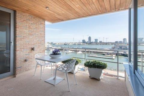 Fantastisch appartement (140m²) met prachtig uitzicht
