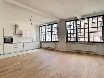 Magnificent loft for rent in the heart of Brussels