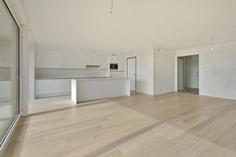 Appartement op vijfde verdiep in residentie 'Green Front'