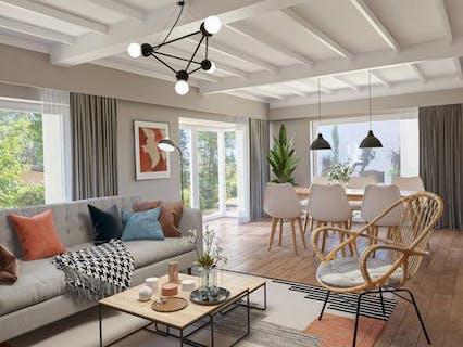Huis met 3 ruime slaapkamers te koop te Deerlijk