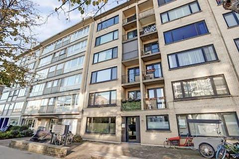 Appartement met 2 slpkrs en terras te Borgerhout