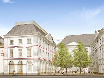 Exclusief 2-slaapkamerappartement in project Academie (Gent)