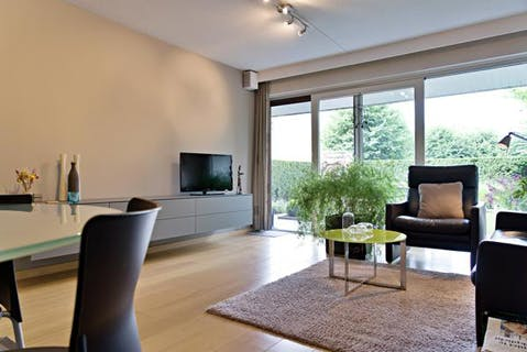 Appartement met 1 slaapkamer en tuin te koop te Brugge