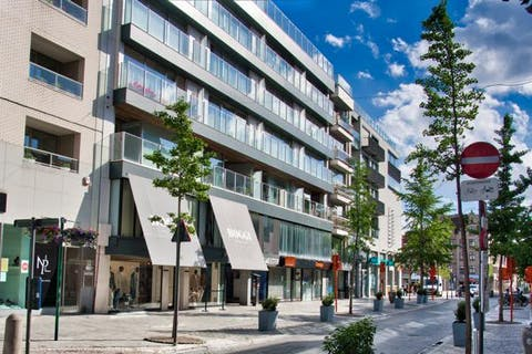 Ruim appartement met 2 slaapkamers in centrum Roeselare