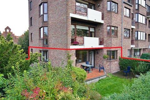 Ruim appartement met 3 slaapkamers te koop nabij centrum Brugge