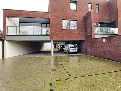 Ruime staanplaatsen in Sint-Andries