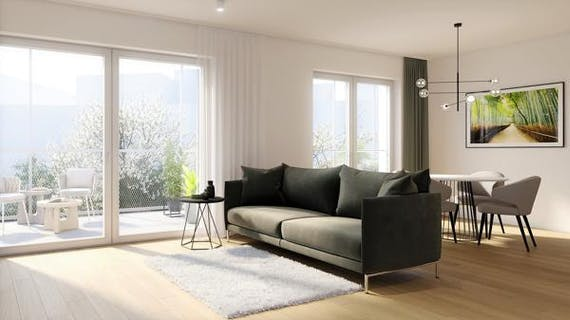 Koekelberg | Projet de nouvelle construction de style et de petite envergure proche du Parc Elisabeth.