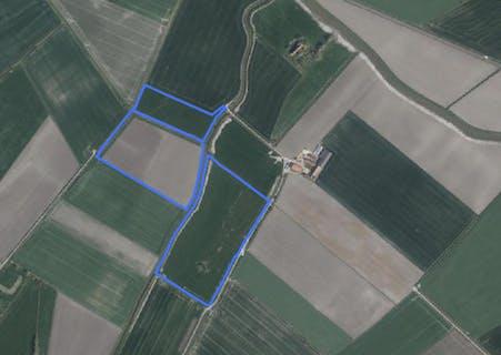 Landbouwgrond (95.662 m²) te koop in Diksmuide (Lampernisse)