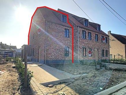 Nieuwbouwwoning met 3 slaapkamers te koop in Waregem