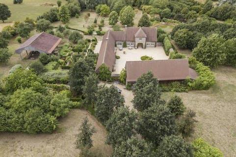 Prachtige villa te koop in Wortegem-Petegem