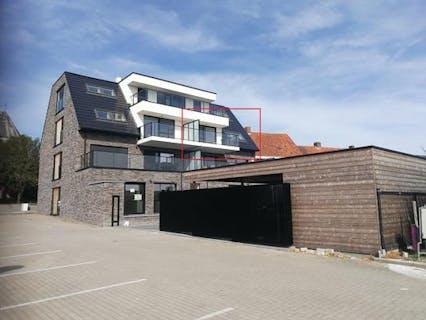 Lichtrijk nieuwbouw appartement (102 m²) met groot balkon en 2 slaapkamers