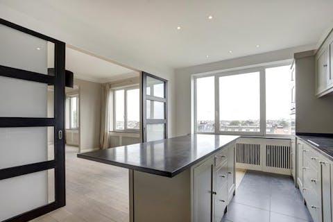 Appartement luxueux de ±166m² sur l'Avenue Louise à Bruxelles
