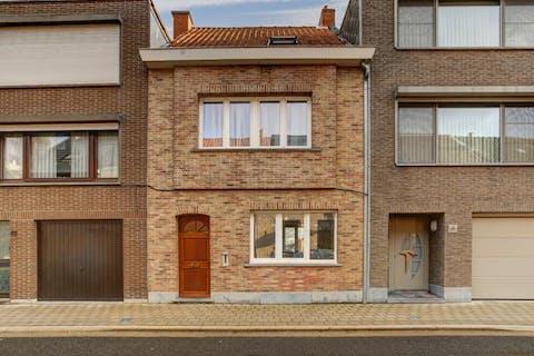 Gerenoveerde woning aan groene stadsrand Sint-Niklaas