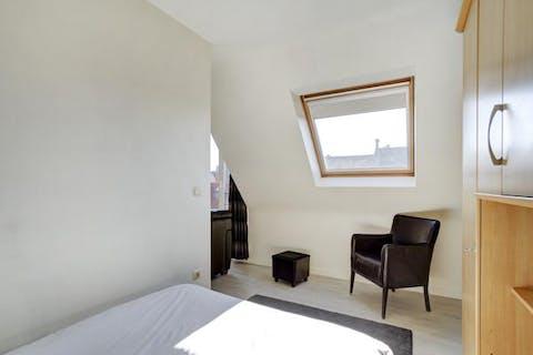 Fully furnished Studio 35 m² Chazal/Plasky district