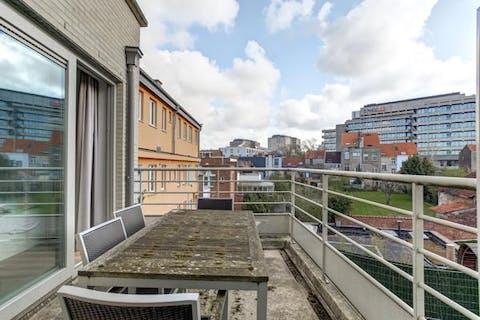 Etterbeek Appartement de ± 111 m² , 3 chambres