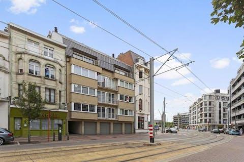 Recent appartement op centrale ligging in Blankenberge