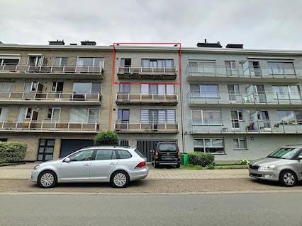 Appartement met garage op topligging in Merksem!
