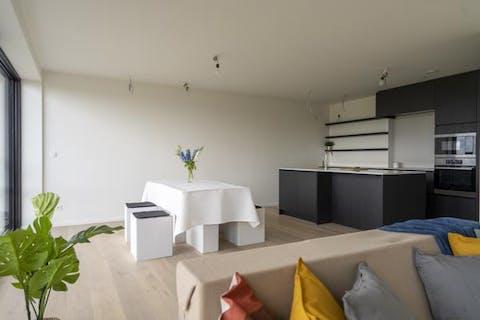 2-slaapkamer appartement met zicht op de Hippodroom!