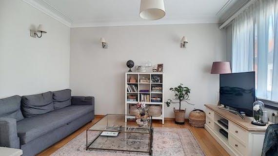 Uccle - Appartement rénové de 2 chambres