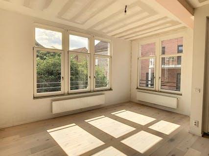 Nieuwbouwproject '7Langerei' in centrum Brugge